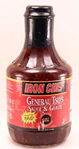 Iron Chef General Tso's sauce & Glaze (40 oz. bottle)