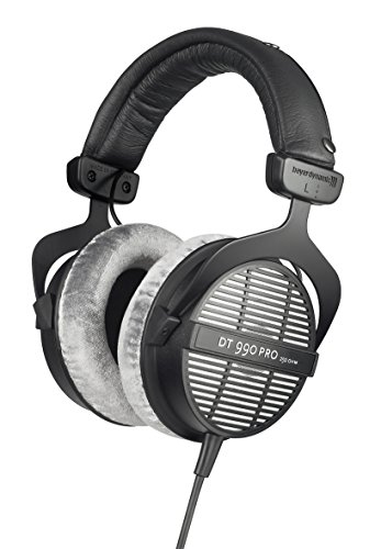 Beyerdynamic DT-990-Pro-250 Professional Acoustically Open Headphones