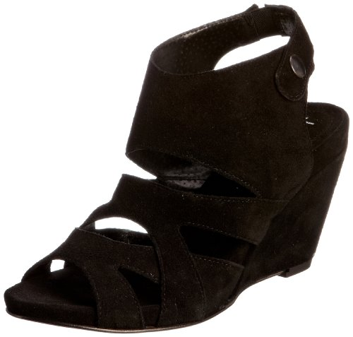 Jane Shilton Women's Layton Black Wedges Heel 65931 6 UK