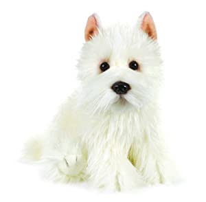 Amazon.com: Webkinz Signature West Highland Terrier Plush ...