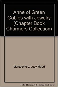anne of green gables with jewelry chapter book charmers