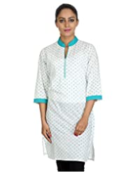 Rajrang Ethnic Dress Kurta Tunics Long Kurti Top Size XL - B00RVJLM46