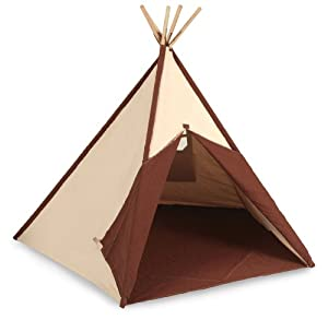 Pacific Play Authentic Teepee Tent by PACIFIC PLAY TENTS