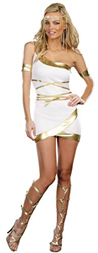 Worship Me Adult Women's Costume
