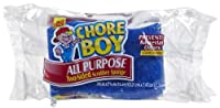 Chore Boy All Purpose Two Sided Scrubber Sponge 1 ct