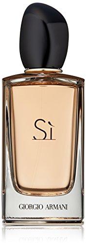 Giorgio Armani Si Eau de Parfum Spray for Women, 3.4 Ounce