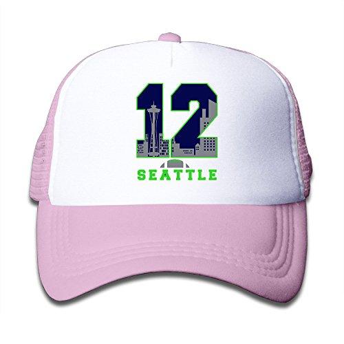 12th man logo pink