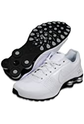 Nike Men's Shox Deliver Leather Cross-Trainers Shoes
