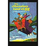 The Marvelous Land of Oz. (Marvel Treasury of Oz)