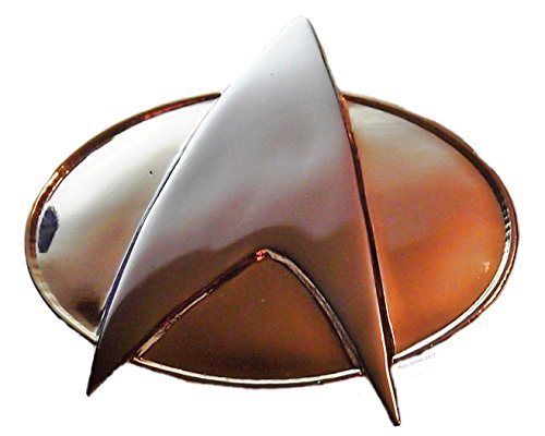 Star Trek TNG The Next Generation Half Size Communicator Metal PIN
