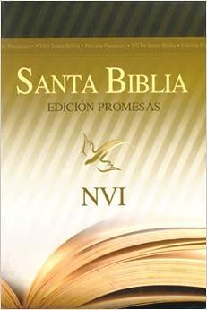 Santa Biblia Edicion Promesas NVI: Pan de Vida, Sociedad Biblica