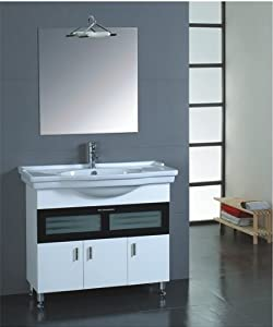 Aqua Felena Vanities AFL 9101 Bathroom PVC Cabinet N A