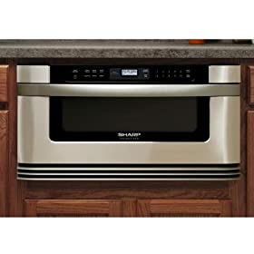 Sharp KB-6002LS 30 Inch Manual Microwave Drawer St