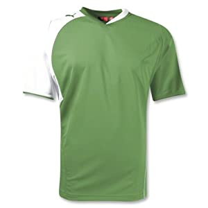 PUMA London Soccer Jersey (Green/Wht)