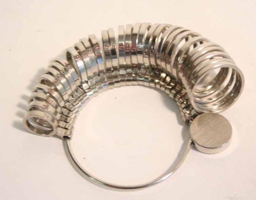 NEW JEWELER Wedding Band Ring Finger Sizing Gauge Tool