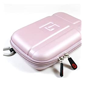 Eva Nylon Portable Hard Shell Carrying Case Compatible with Western Digital WD Passport Essential E