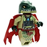 LEGO Kids Legends of Chima Cragger Alarm Clock 9000577