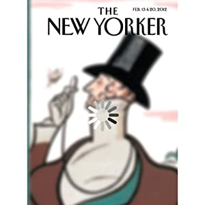 The New Yorker, February 13th & 20th 2012: Part 2 (Jonathan Franzen, Lizzie Widdicombe, Anthony Lane) | [Jonathan Franzen, Lizzie Widdicombe, Anthony Lane]