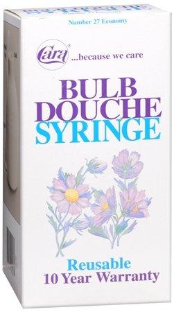 Cara Douche Syringe Bulb Economy Size