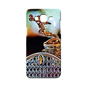 BLUEDIO Designer Printed Back case cover for Samsung Galaxy A5 - G0078