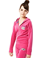 Hello Kitty Cotton Rich Sweat Top