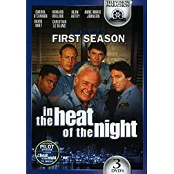 In The Heat of the Night: Complete First Season (Gift Box)