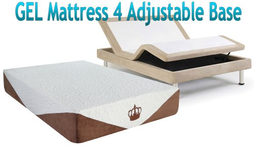 Dynastymattress Therapeutic-Cloud High Quality Memory Foam Mattress, Twin Xl Size