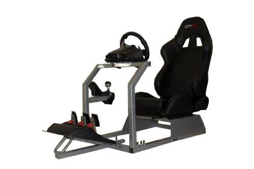 GTR Racing Simulator - GTA Model with Real Racing Seat, Driv