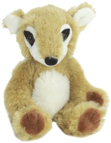 "Purr-Fection Tender Friend Fawn Sitting 6"" Plush"