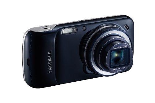 海外版SIMフリーSamsung サムスン Galaxy S4 Zoom 4G LTE C105 [並行輸入品] (ブラック)