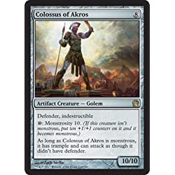 [Best price] Grown-Up Toys - Magic: the Gathering - Colossus of Akros (214/249) - Theros - toys-games