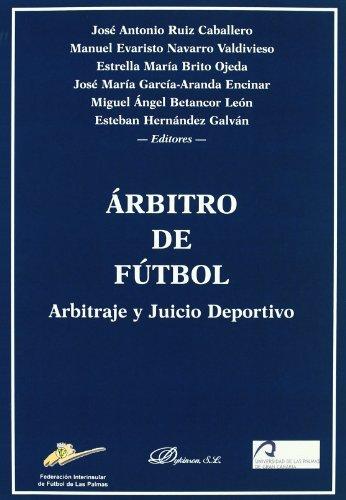 ARBITRO DE FUTBOL