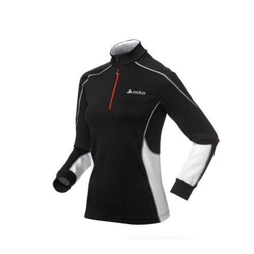 "ODLO ""Stand-up Collar 1/2 Zip"