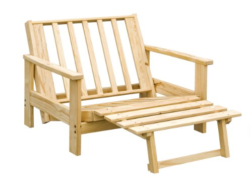 Adirondack twin lounger futon frame futon bed store Adirondack bed frame