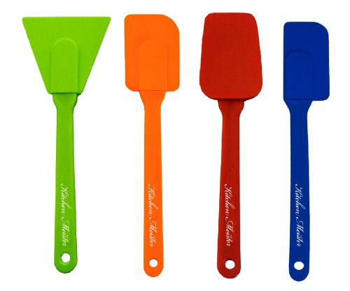 Silicone Spatula Cooking Utensils Kitchen Gadgets