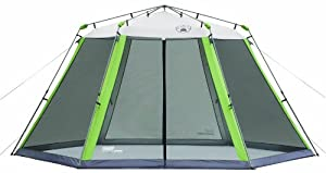 Coleman 15 x 13 Instant Screened Shelter by Coleman