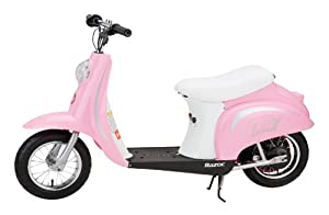 Razor Pocket Mod-Bella Electric Bike - Pink