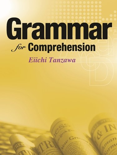 Grammar for Comprehension Text with Audio CD (88 pp)