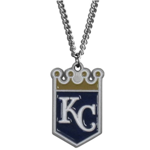 MLB Kansas City Royals Chain Necklace at Amazon.com