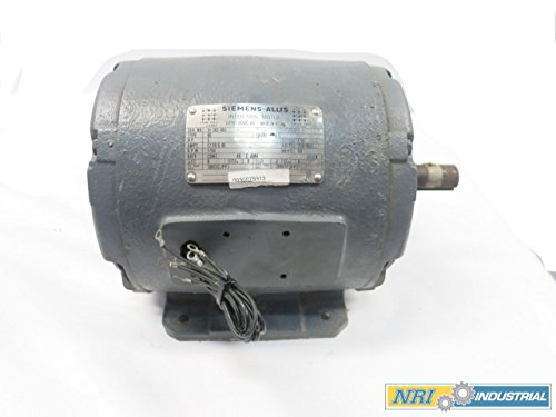 SIEMENS 640 TYPE RG 5HP 230/460V-AC 1750RPM 184T INDUCTION MOTOR D515469 (Siemens Induction compare prices)
