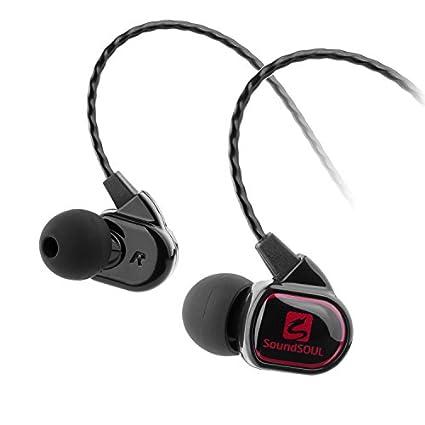 SoundSOUL-E-10-In-Ear-Headphones