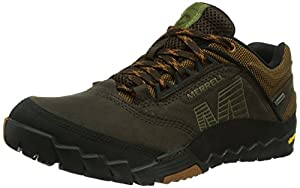 Merrell Annex Gtx, Chaussures de Randonnée Basses Homme - Marron (dark Earth), 44.5 EU