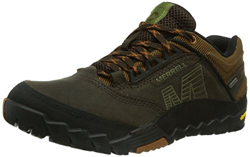 Merrell - Annex Gtx, Scarpe Da Trekking da uomo, Marrone (Braun  (Dark Earth)), 43