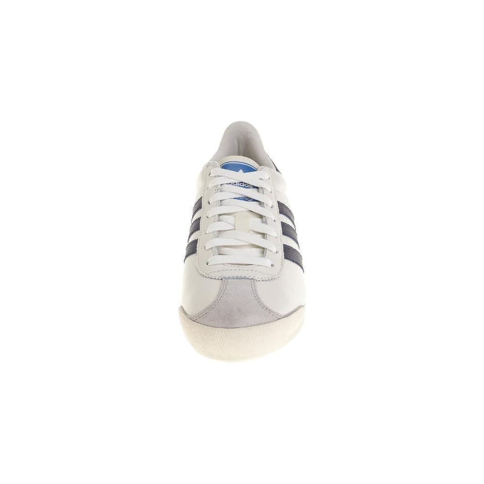 New Adidas Originals Kick 1980's Mens Retro Shoes White