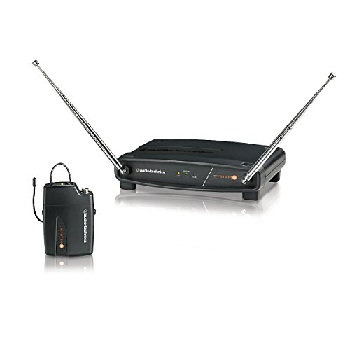 Audio Technica Atw-801 System 8 Vhf Body Pack Wireless System - (T8: 171.905)