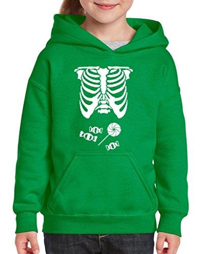 Blue  (Green Skeleton Costumes)