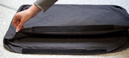Universale elasticizzato Fodera // Copertura per cuscino di mobili polmone // Adatto per cuscino dimensioni da un minimo di circa 40 x 50 x 8 cm ad un massimo di 50 x 60x 10 cm