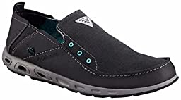 Columbia Bahama Vent PFG Moccasin Loafer Boat Shoe - Shark / Sea Turtle - Mens - 10.5