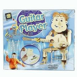 Guitar Player Craft Model Kit - 1
