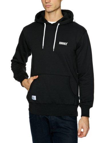 Addict M16422 Men's Sweatshirt Black Medium